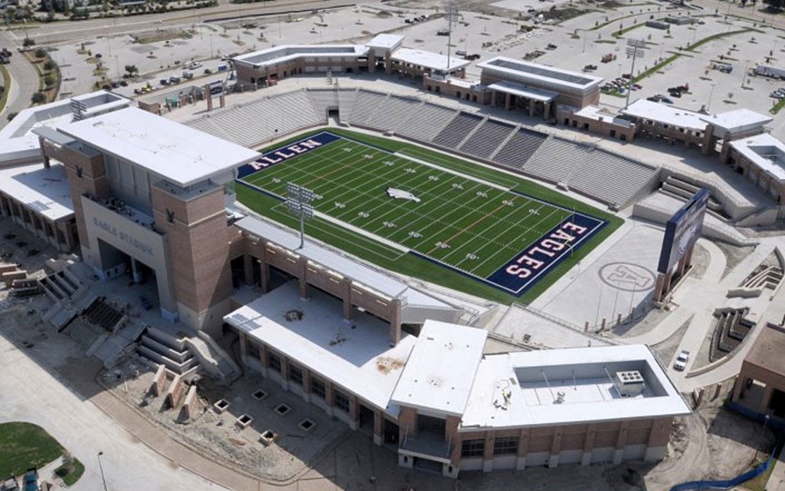 Allen-High-School's-Eagle-Stadium.