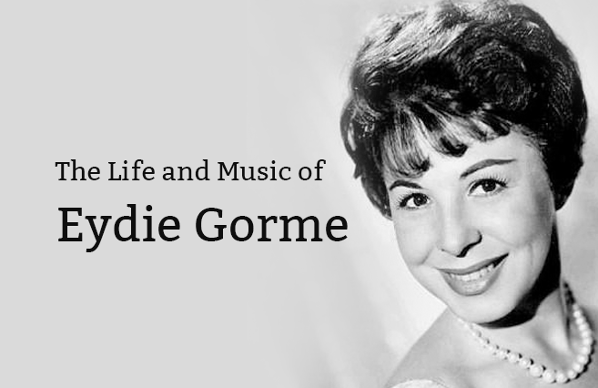 Photo of The Life and Music of Eydie Gorme