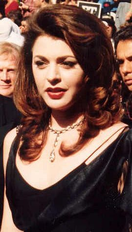 Jane Leeves worked with an accent coach