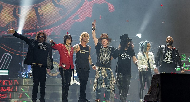 Photo of Guns N' Roses
