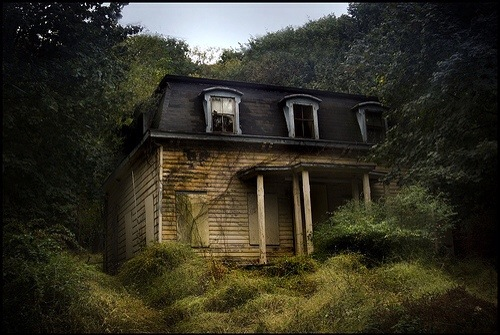 Amazing pictures of old abandoned houses you will love!